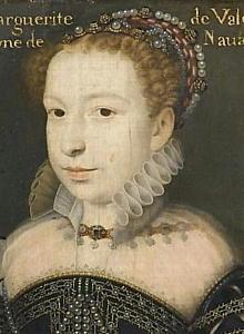 マルグリット・ド・ヴァロア